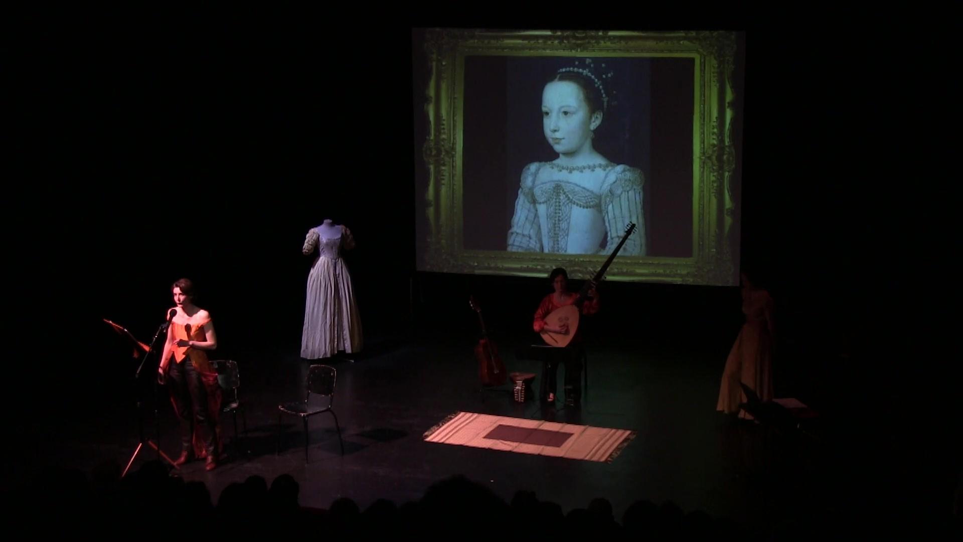 conférence-spectacle La Princesse de Montpensier